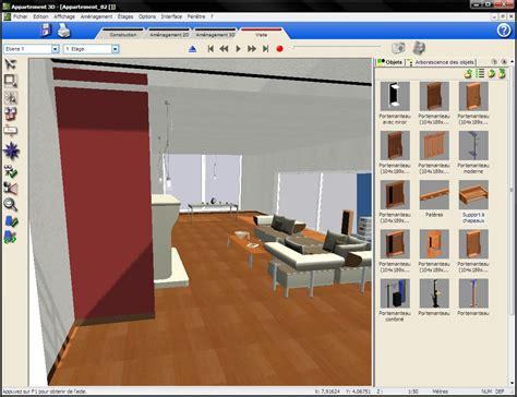 Charmant Logiciel Plan Interieur Gratuit #5: 00698004-photo-appartement-3d.jpg