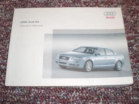 automotive service manuals 2010 audi a6 free book repair manuals purchase 2006 audi a6 car owners manual book guide all models motorcycle in newark delaware