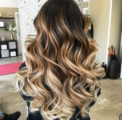 hair colors for hair best 25 hair colors ideas only on curly
