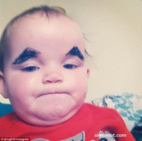 Wajah Bayi wajah para bayi ini bikin ngakak edisi ortu narsis