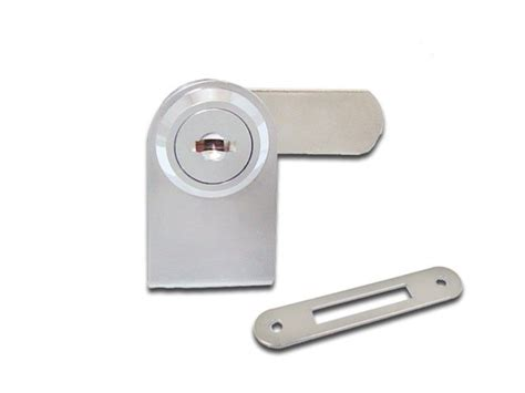 Swinging Glass Cabinet Door Locks Cabinet Single Swinging Glass Door Lock 410 1