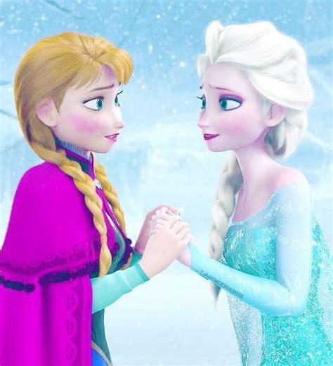 film elsa dan anna masih kecil 100 gambar animasi disney frozen elsa dan anna lu