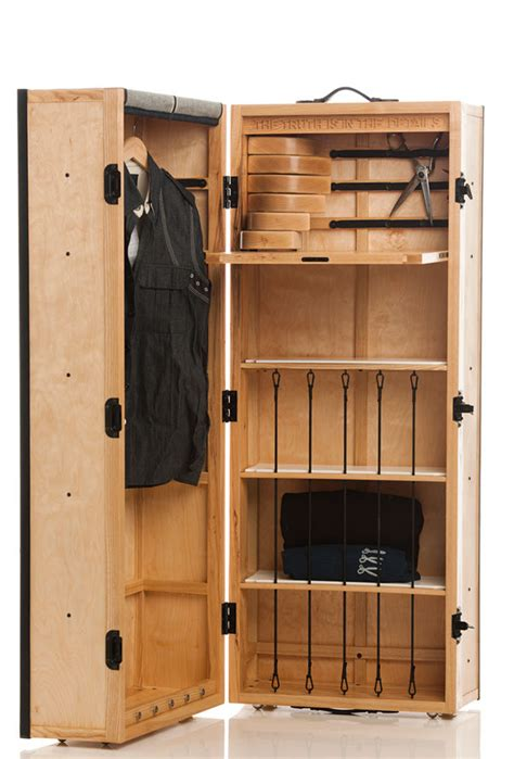 Journeyman Cabinet Maker by The Journeyman A Steamer Trunk For A Jeanmaker On Behance