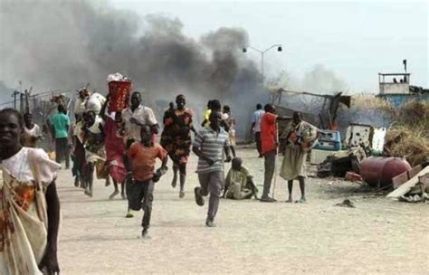 south sudan news on 14112016 south sudan gripped by chaos as violence intensifies in