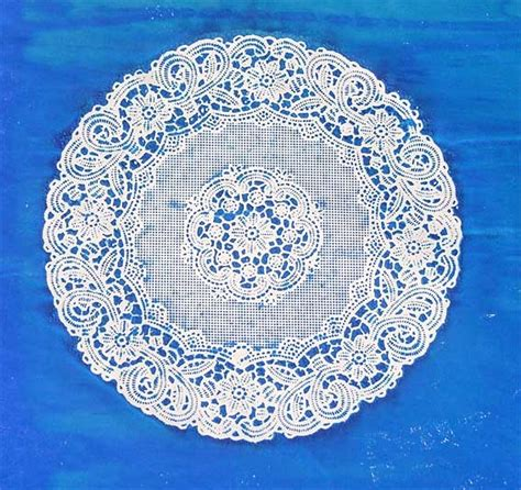 Make Paper Doilies - paper crafts for children 187 and decorated paper