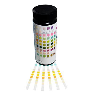 Verify Urinalysis Reagent 10 Parameter 10 parameter urinalysis reagent test strips 25 strips
