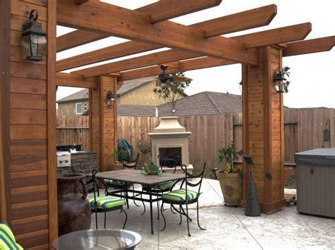 tettoia di legno tettoie in legno pergole e tettoie da giardino