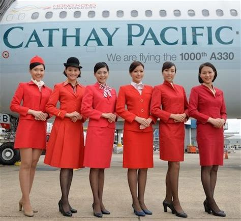 Cathay Pacific Singapore Based Cabin Crew by Cathay Pacific Airways Cabin Crew Airlines