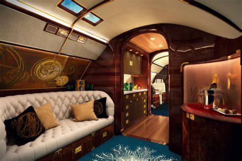 private jet bedroom most luxurious private jet