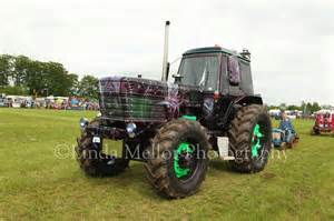 customed ford tractor mellor writer photographer