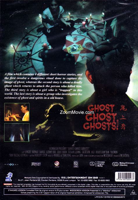 vedio film malaysia ghost ghost ghost dvd malaysia movie 2013 cast by
