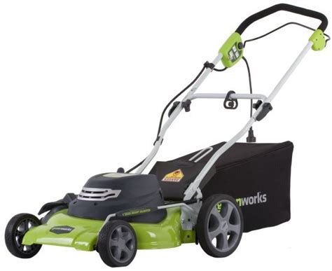 lightweight electric lawn mower stuff we a lightweight electric lawn mower