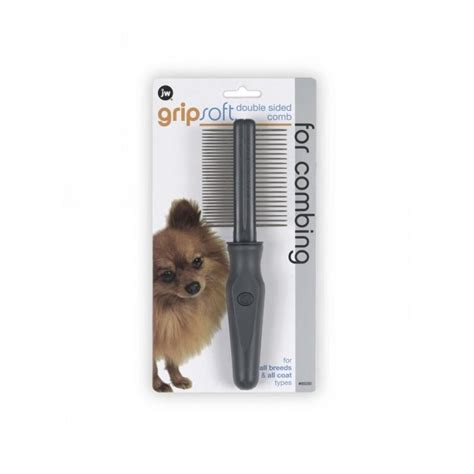 Sided Comb gripsoft sided comb ipetstore