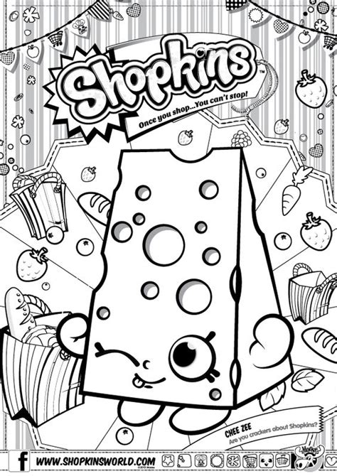 coloring book all we got shopkins coloring pages free printable shopkins