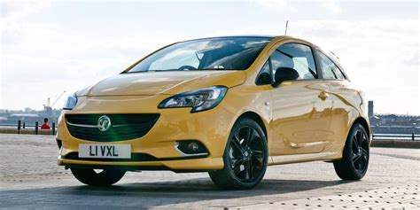 vauxhall corsa lease deals contract hire offers uk carline