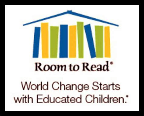 Room To Read by Room To Read Helping Educate Children