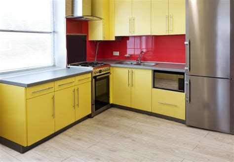 amazing yellow kitchen design idea amazing kitchen interior design ideas image gallery