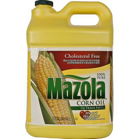 Mazola Corn mazola corn 2 5 gal bj s wholesale club