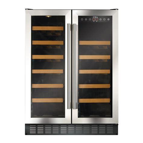 under cabinet wine refrigerator best under counter wine cooler undernet wine chiller