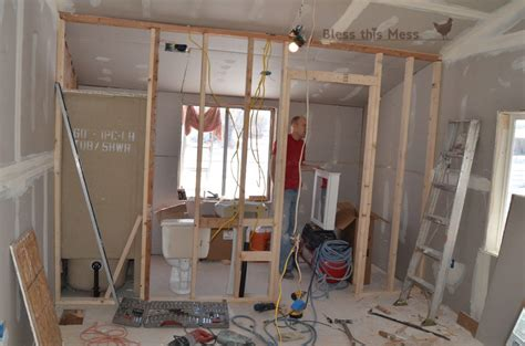adding bedroom to house our biggest mess adding a master bathroom bless this mess