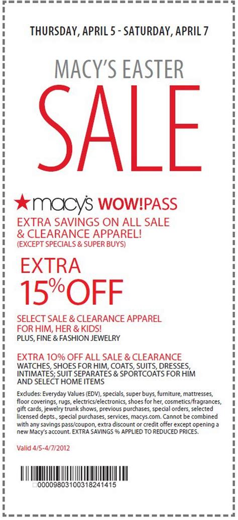 macys 15 printable coupon