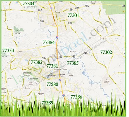 zip code map woodlands tx lawn maintenance in the woodlands tx spring tx magnolia tx