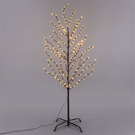 decorative lighted indoor trees 200led pvc paper tied tree light flexible decorative