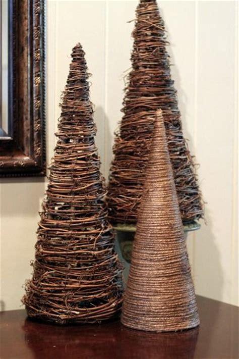 grapevine christmas decorations pinterest