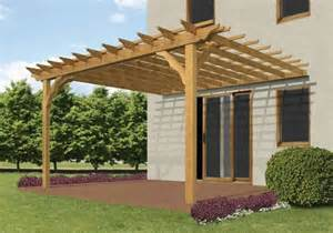 Pictures Of Pergolas Attached To The House by Pergola Attached To House Yard Pinterest