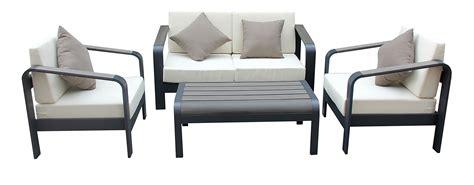 metal sofa set kontiki conversation sets metal sofa sets leeno 4