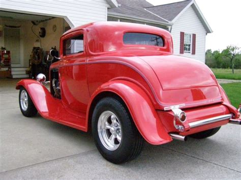 32 ford coupe for sale 32 ford 3 window coupe professional build 302 auto for