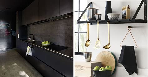 all black kitchen all black kitchen black kitchens are the new white hgtv s
