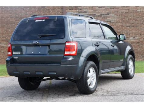 2008 Ford Escape Xlt by Sell Used 2008 Ford Escape Xlt In 2800 Alma Hwy Buren