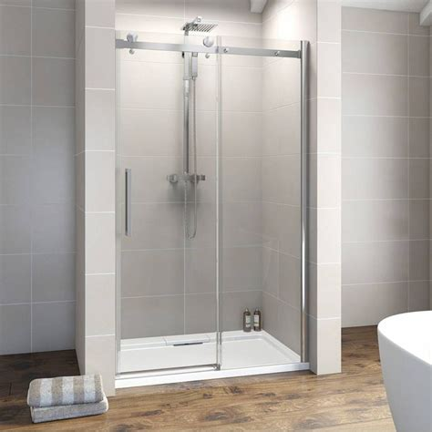 V8 Frameless Sliding Shower Door 1200 Mod 8 Pinterest Shower Door 1200