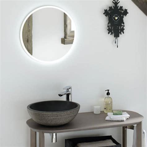 Formidable Lumiere Pour Miroir De Salle De Bain #3: miroir-salle-de-bain-lumineux-rond-o.jpg