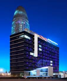 Corbels Uk Hotel Diagonal Barcelona E Architect