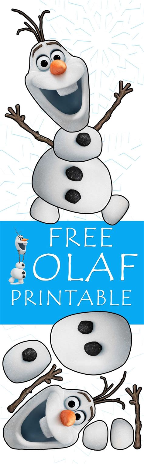printable olaf template for cake best 25 olaf craft ideas on pinterest frozen crafts