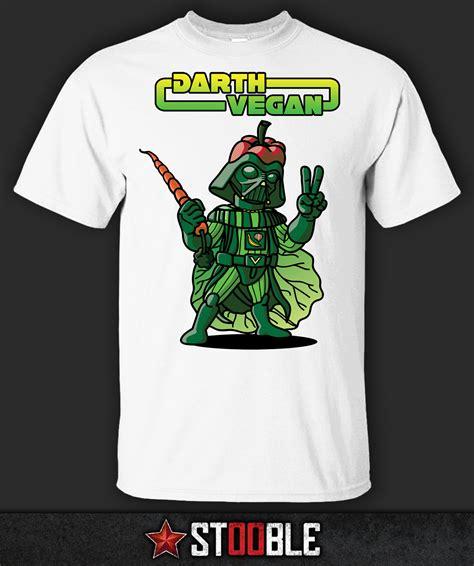 vegan design clothes darth vegan t shirt new direct from manufacturer ebay