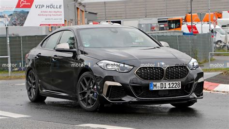 bmw  series gran coupe mi caught    open