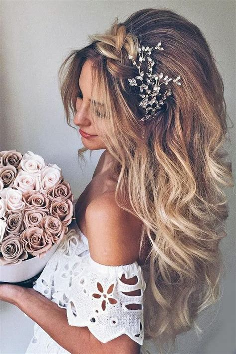 30 wedding hairstyles for long hair easyday красиві зачіски на випускний 2018 кращі ідеї з фото