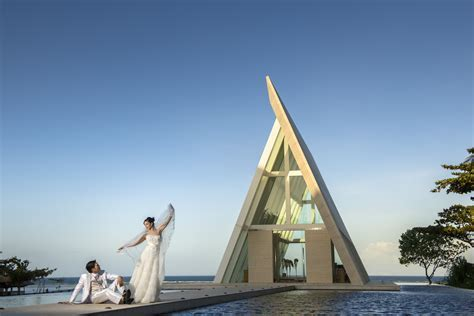 Infinity Chapel at @Conrad Bali   Love in Luxury   Best