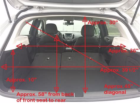 Tahoe Interior Dimensions by Chevy Suburban Interior Cargo Dimensions Www Indiepedia Org