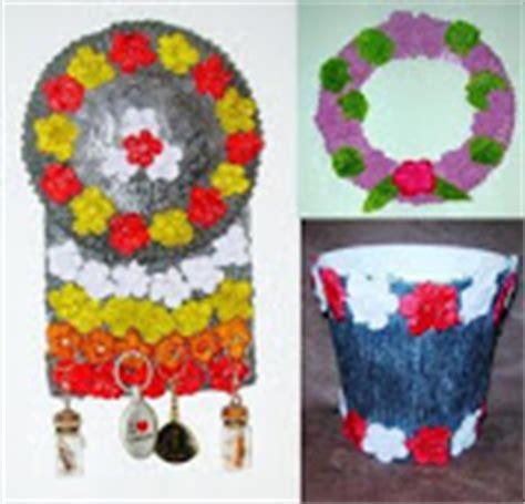 Flower Hq Canvas Bag Tas Kanvas Motif Bunga Anak berbagi gagasan kerajinan tangan dari bahan spanduk tas