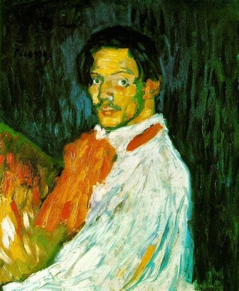 picasso paintings and facts yo picasso 1901 by pablo picasso