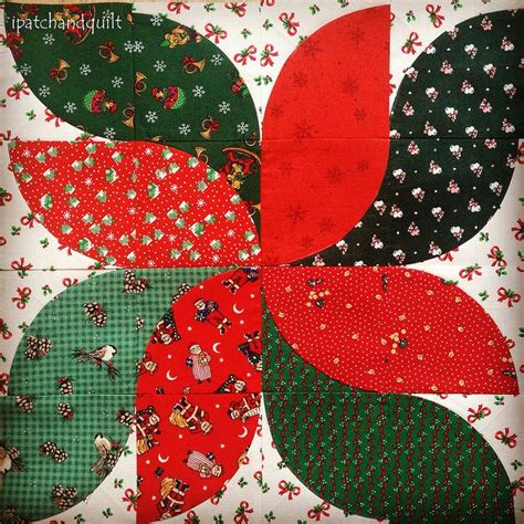 Poinsettia Quilt Block Pattern by 17 Best Ideas About Quilting On