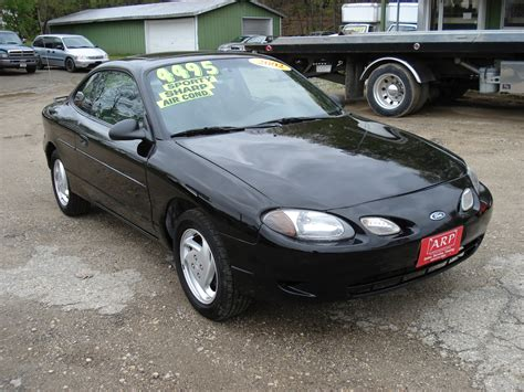 arp 2002 ford zx2