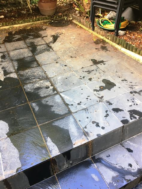 Patio Tile Cleaner by Cleaning And Polishing Tips For Patio Information