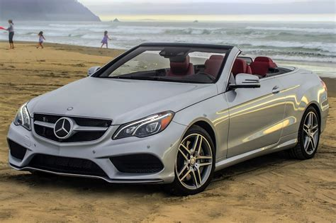used mercedes convertible used 2015 mercedes benz e class convertible pricing for