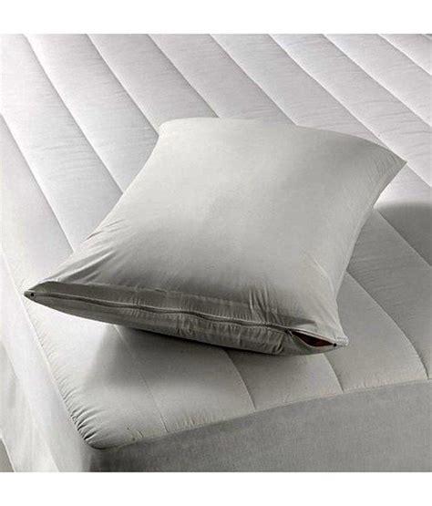 vinyl pillow protector with zipper 6 standard