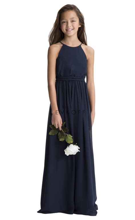 Junior Bridesmaid Dresses by Bill Levkoff 126702 Junior Bridesmaid Dress Madamebridal